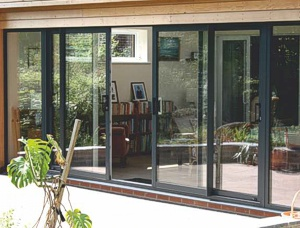 Aluminium & UPVC Patio Doors