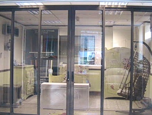 Aluminium Room Dividers