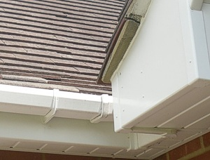UPVC Soffits and Fascias