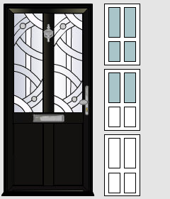 Luxury Aluminium Doors Style - Mayfair