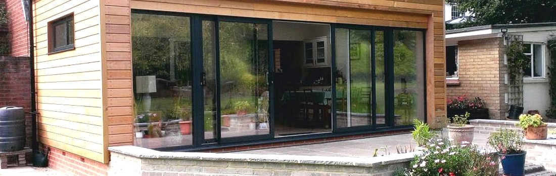 Slim-Line Sliding Patio Doors