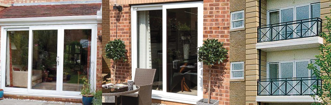 U70 UPVC Patio Door