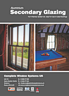 Complete Secondary Glazing Brochure
